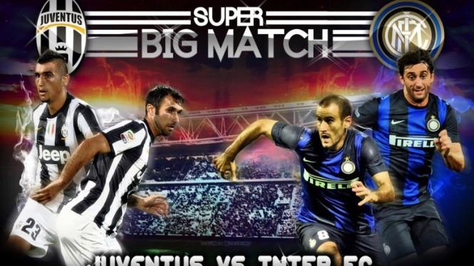Juventus-Inter streaming gratis su Rojadirecta, Sky e Mediaset, probabili formazioni e livetv